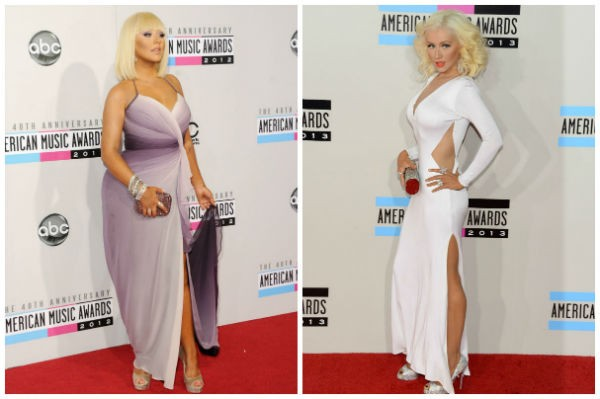 Christina Aguilera (2012/2013) (Foto: Getty Images)