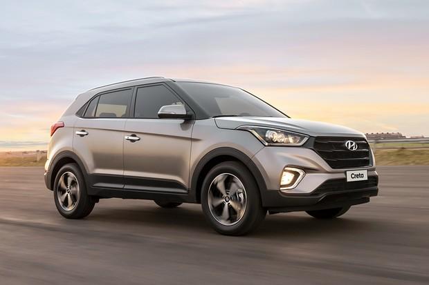 Hyundai Creta 2020 Launch Edition (Foto: Divulgação)