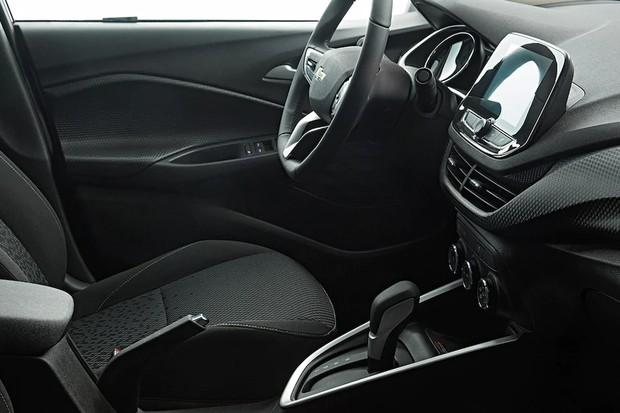 Novo Chevrolet Onix (Foto: Divulgação)