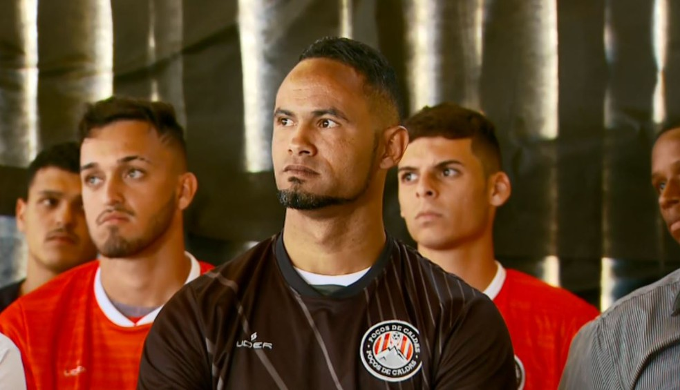 Goleiro Bruno deve chegar em Mato Grosso esta semana — Foto: Marcelo Rodrigues/EPTV