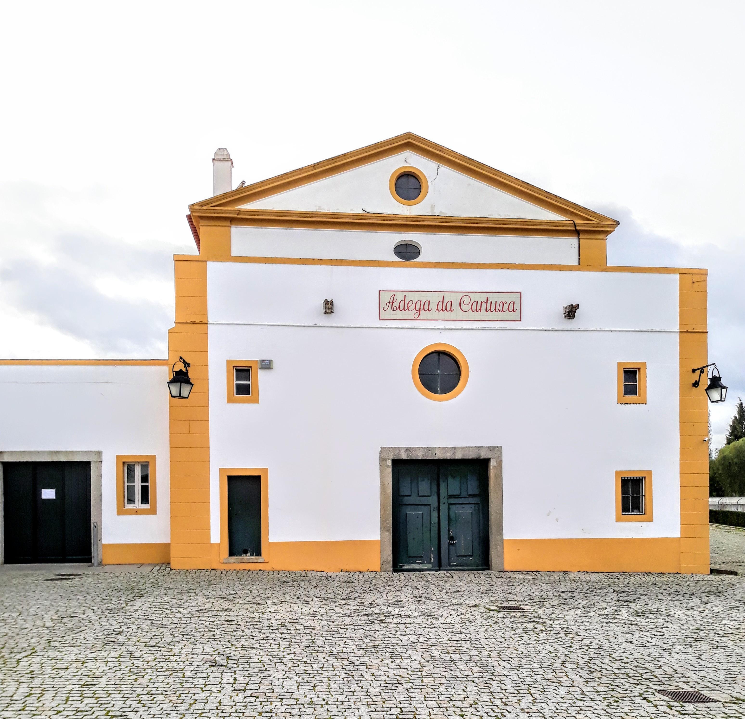 Vinícola Cartuxa