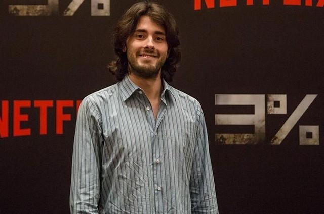 Pedro Aguilera, roteirista de '3%' (Foto: Divulgação / Netflix)