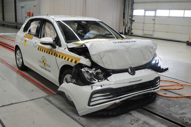 Volkswagen Golf (Foto: Euro NCAP)