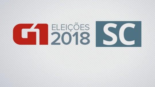 Pesquisa Ibope em SC: Décio Lima, 16%; Mauro Mariani, 11%; Gelson Merisio, 6%