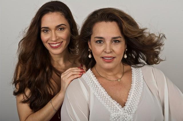 Ana Guasque e Suzy Rêgo (Foto: Divulgação)