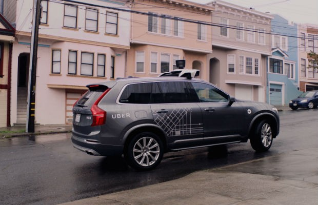 Volvo e Uber se unem para desenvolver carros autônomos (Foto: Divulgação)