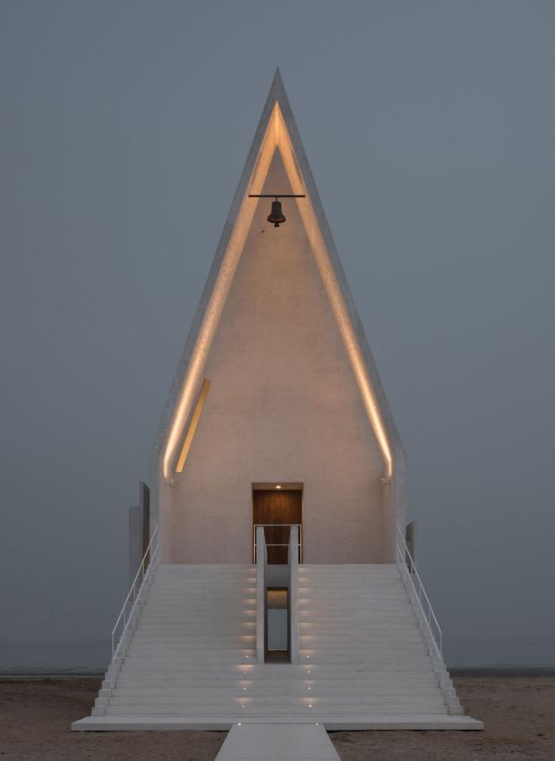 Seashore Chapel (Foto: Reprodução/Pinterest)