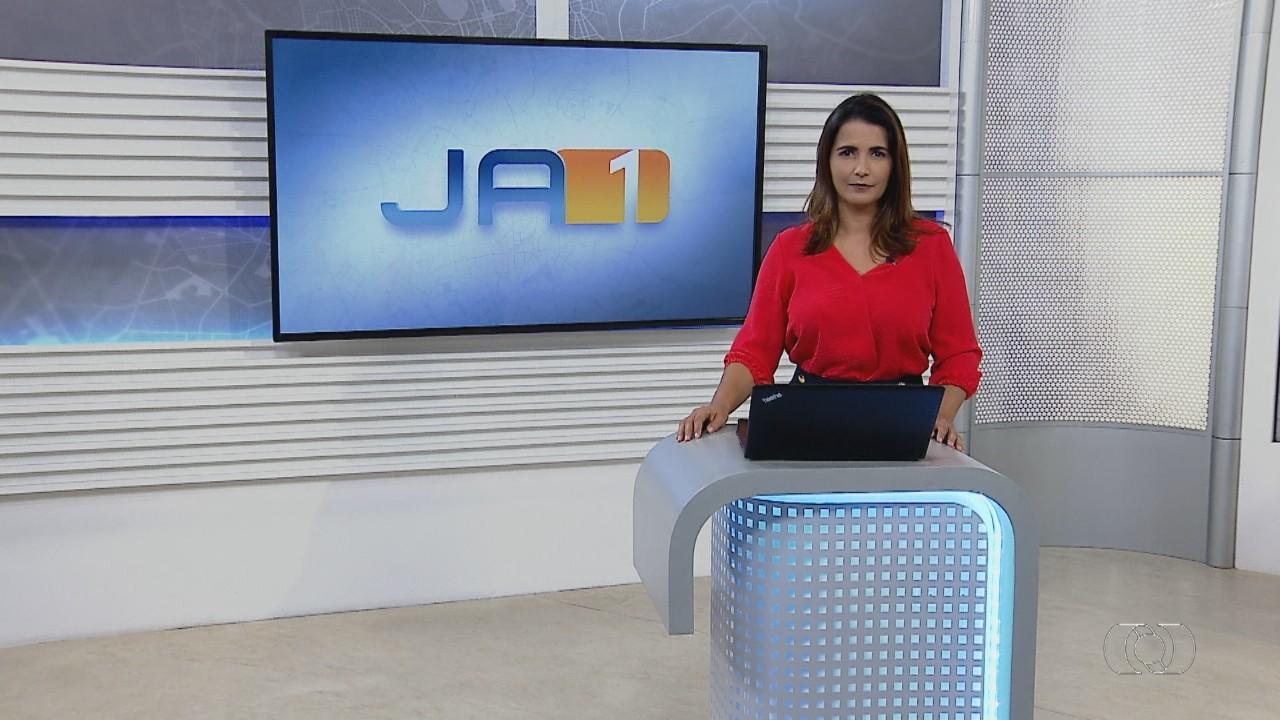 VÍDEOS: Jornal Anhanguera 1ª Edição deste sábado, 15 de maio de 2021