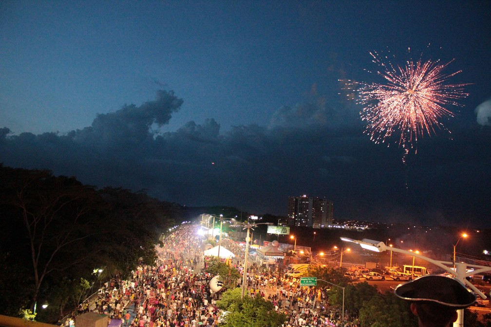 Corso de Teresina 2018 (Foto: Andrê Nascimento)