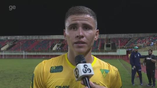 """Capitão do Galvez cita estratégia de jogar """"por uma bola"""", destaca luta e mira estadual"""