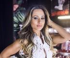 Thaíssa Carvalho, a Andressa Turbinada de 'A regra do jogo' | João Miguel Júnior/ TV Globo