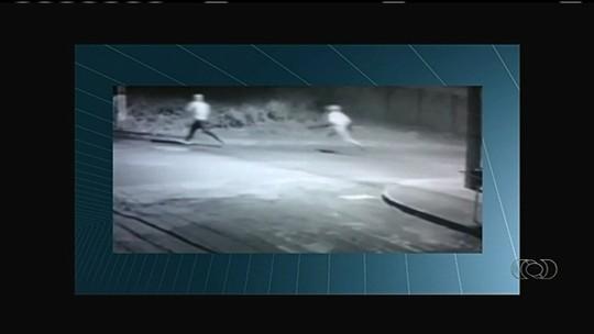 Suspeito de matar policial rodoviário é morto em tiroteio com a PM, em GO