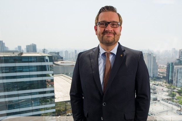 Andreas Marquardt, diretor-presidente da Porsche no Brasil (Foto: Divulgação)