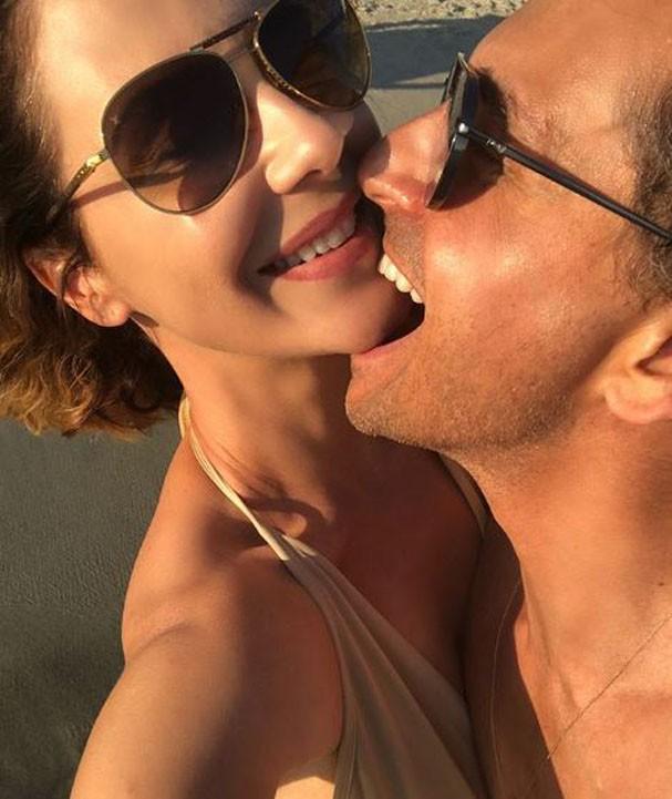 Guilhermina e Leonardo (Foto: Instagram/Reprodução)