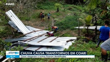 VÍDEOS: Mutirão para vacinação contra Covid tem baixa adesão em Manaus; veja destaques do JAM 2