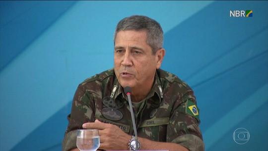 General que chefia intervenção no RJ trocará comando das polícias