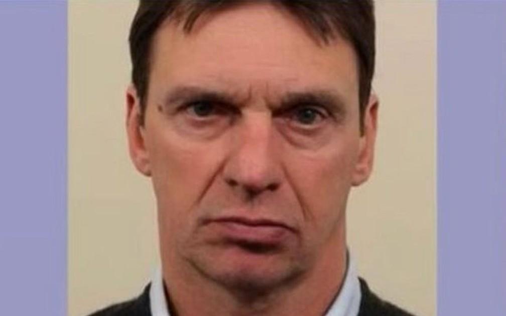 Willem Holleeder foi condenado à prisão perpétua por uma série de assassinatos — Foto: Divulgação/Ministério Público da Holanda