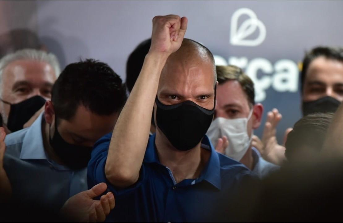 Veja imagens da derrota de Boulos e da vitória de Covas nas eleições para Prefeitura de São Paulo