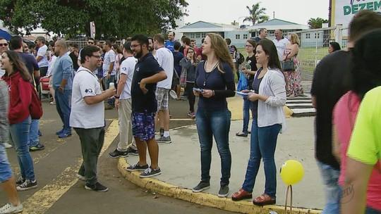 Nível de dificuldade da 1ª fase da Fuvest divide opiniões em São Carlos, SP