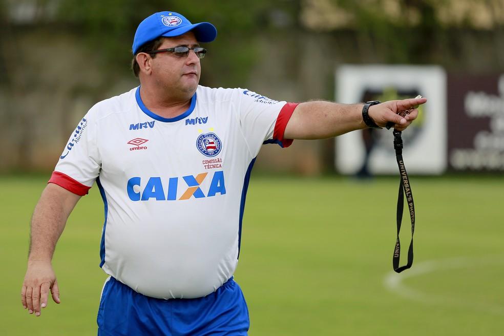 Guto Ferreira deixou o Bahia no início do Brasileirão (Foto: Felipe Oliveira / Divulgação / E.C. Bahia)