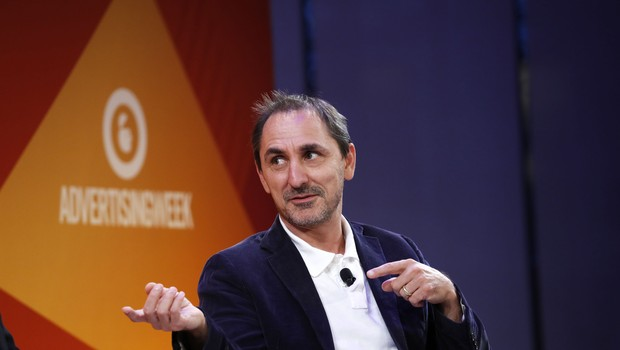 David Droga, fundador da Droga5 (Foto: Getty Images)