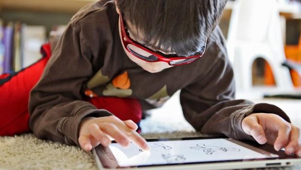 Geração Z ; criança ; futuro ; tecnologia ; educação ;  (Foto: Dreamstime)