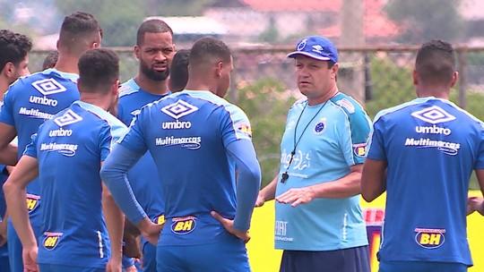 Cruzeiro, no Z-4, vive momento de muita pressão na reta final do Brasileirão
