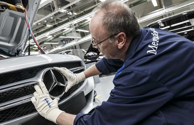 Daimler investe em fábrica na Alemanha  (Foto: Divulgação)