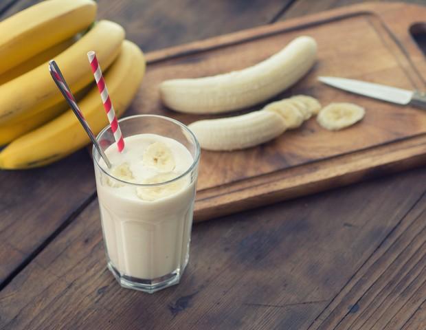 Vitamina de Banana (Foto: Thinkstock)