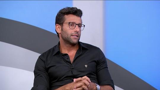 Alberto Valentim fala sobre início de trabalho no Botafogo e interesse em jogadores