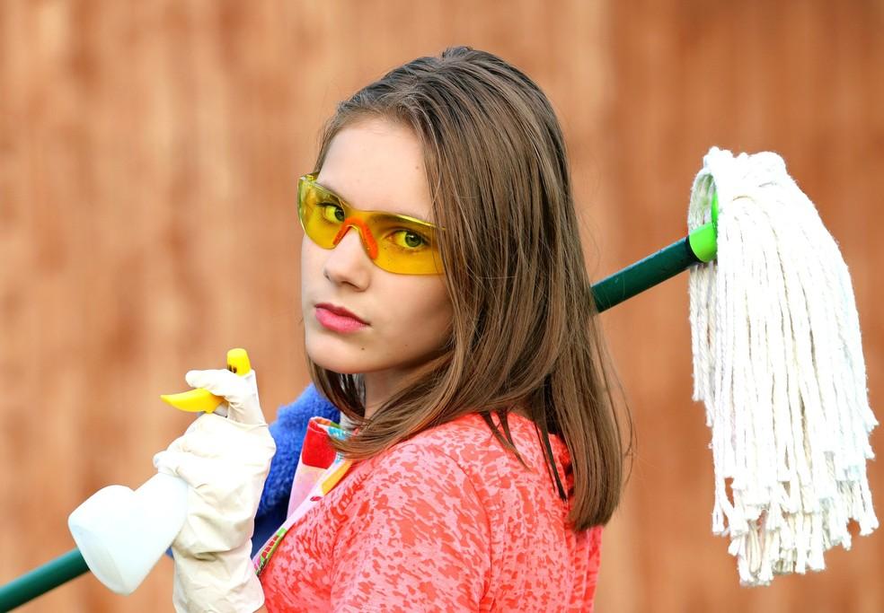 Detalhes ligados à higiene podem fazer muita diferença quando se trata de proteger os mais velhos — Foto:  Klimkin por Pixabay