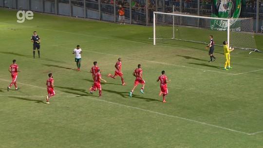 Manaus x Imperatriz - Campeonato Brasileiro Série D 2018 - globoesporte.com