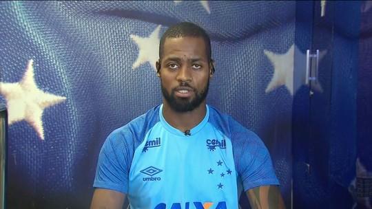 Dedé fala sobre recuperação de lesão, volta ao Cruzeiro e opina sobre zagueiros da Seleção