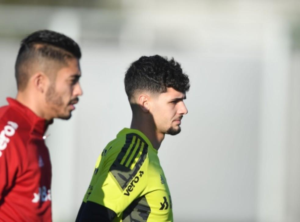 Johnny é uma das atrações do Inter para o duelo com o Vitória — Foto: Ricardo Duarte/Divulgação, Inter