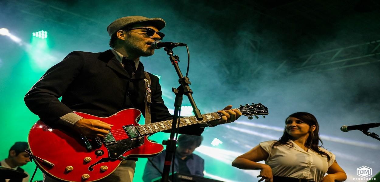 Sesi de Rio Preto recebe show gratuito com músicas da Jovem Guarda