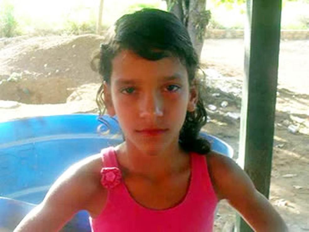 Quimberly foi estuprada e assassinada em 2014, em Paranatinga (Foto: Reprodução/Facebook)