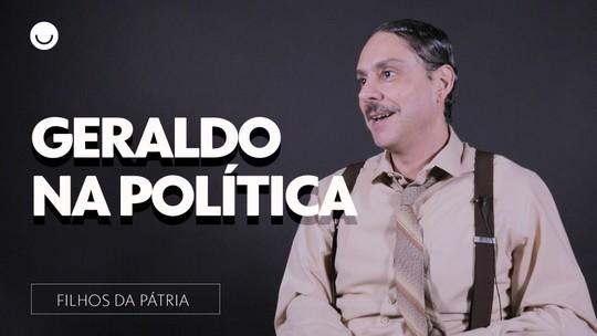 Alexandre Nero se diverte com fracasso político de Geraldo: 'Famoso perdedor'