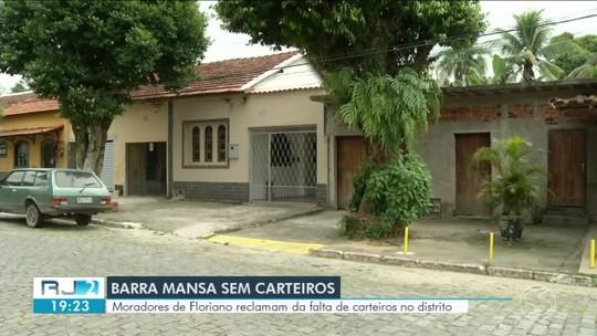 Contas de moradores do distrito de Floriano estão atrasadas por falta de carteiro