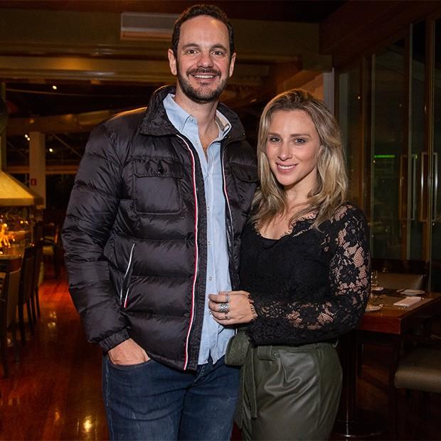 Fred Pompeu e Lethicia Bronstein (Foto: Divulgação/ Daniela Ramiro)