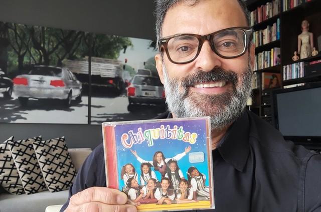 Roberto Monteiro (Foto: Arquivo pessoal)