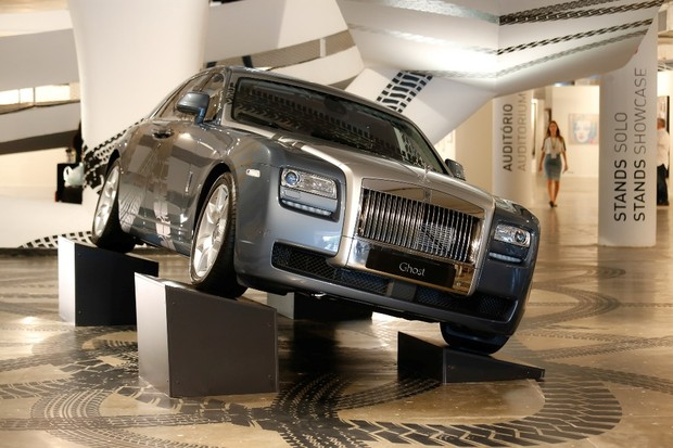 2014 Rolls-Royce Ghost (Foto: Getty Images)