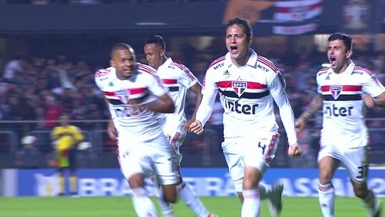 Palmeiras, Chape e Inter lideram aproveitamento nas bolas paradas; Galo sofre mais gols