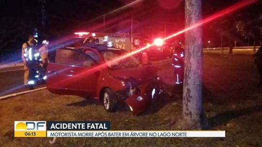 Mulher morre em acidente na madrugada de domingo (30)