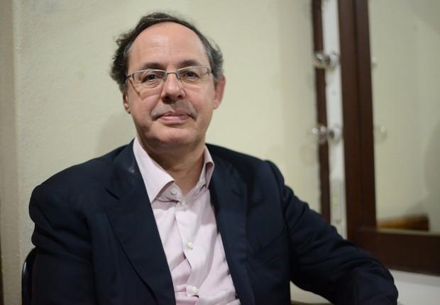 """O economista, cientista social e autor de """"O elogio do vira-lata"""", Eduardo Giannetti da Fonseca (Foto: Fronteiras do Pensamento / Luiz Munhoz / Flickr)"""