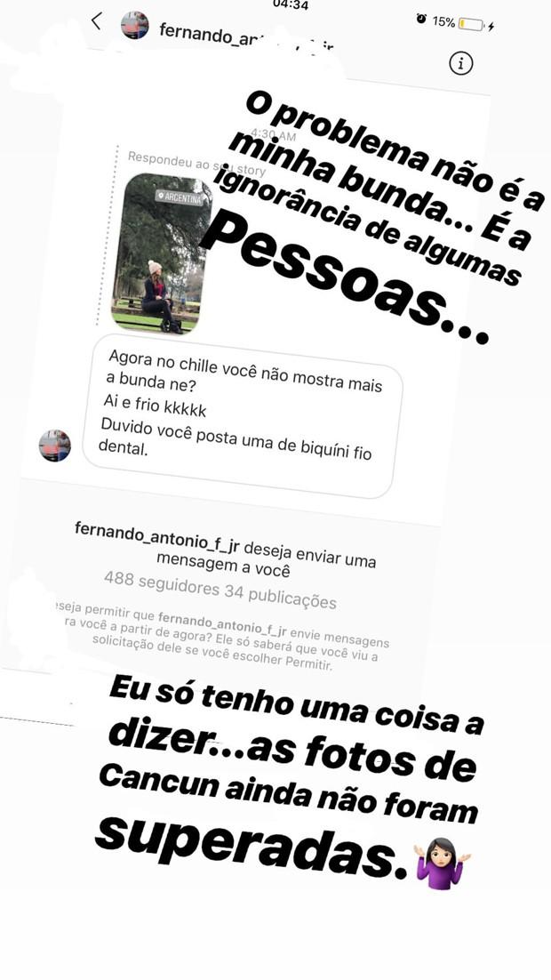 Geisy Arruda (Foto: Reprodução / Instagram)