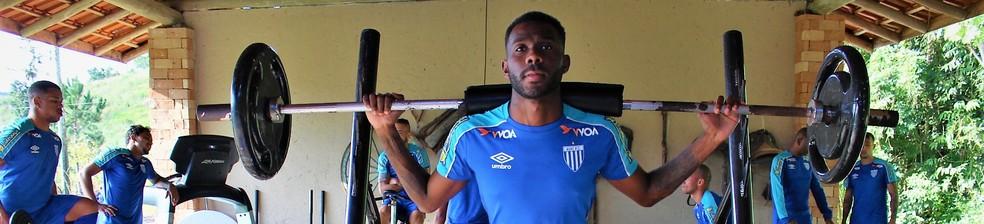 Igor Fernandes, do Avaí, é uma das dicas calculadas — Foto: André Palma Ribeiro/Avaí FC