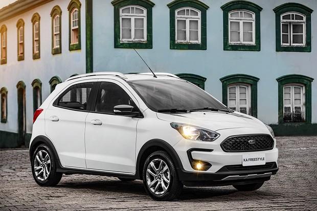 O programa de financiamento pode ser visto no site da Ford  (Foto: Divulgação)