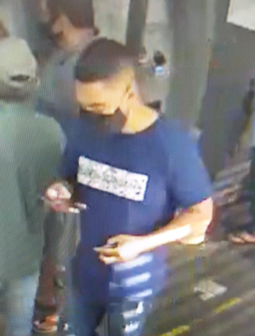 Suspeito de aplicar golpe do motoboy no DF — Foto: PCDF / Reprodução