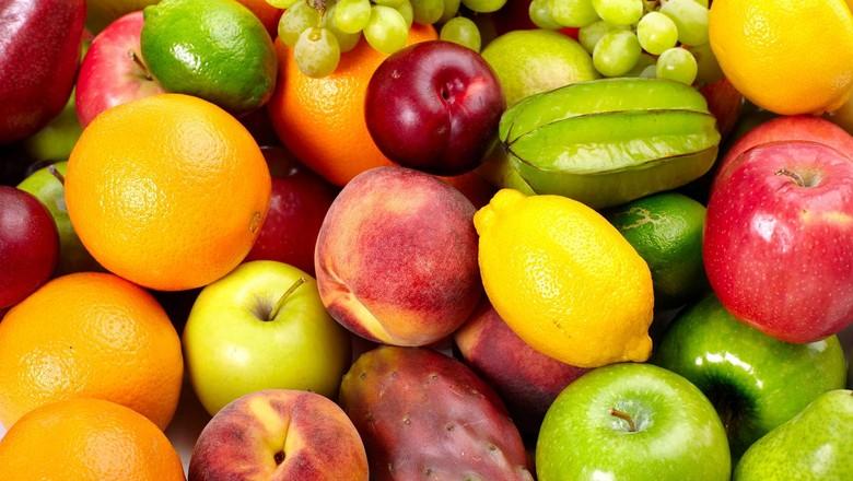 frutas_alimentação_origem (Foto: Reprodução/WikimediaCommons)
