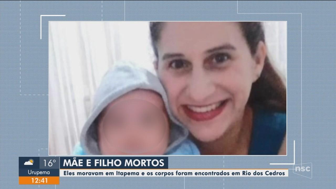 Mãe e filho são mortos por envenenamento em Rio dos Cedros